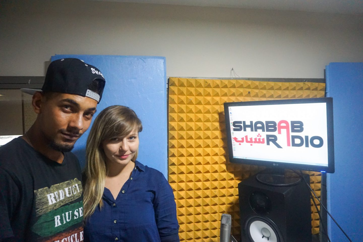 En direct de Shabab Radio
